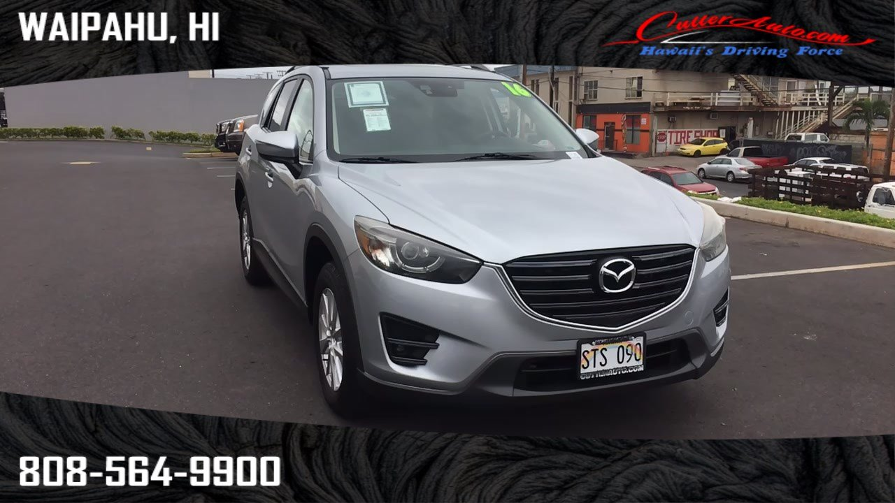 Pre-Owned 2016 Mazda CX-5 Touring Sport Utility in Waipahu #U7103F