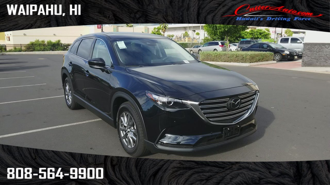 New 2018 Mazda CX-9 Touring Sport Utility in Waipahu #MW18043 ...